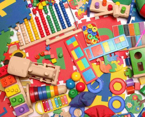 烟台弹簧玩具行业应用